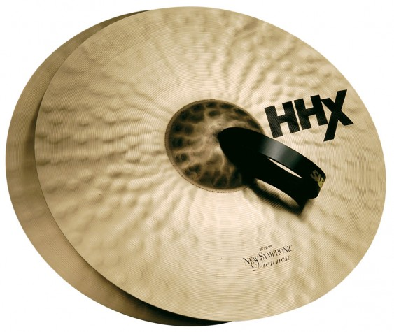 "SABIAN 16"" HHX New Symphonic Viennese Pair Cymbal"