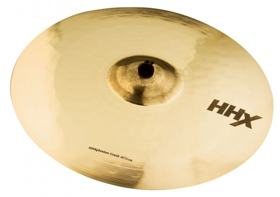 "SABIAN 20"" HHX X-Plosion Crash Brilliant Cymbal"