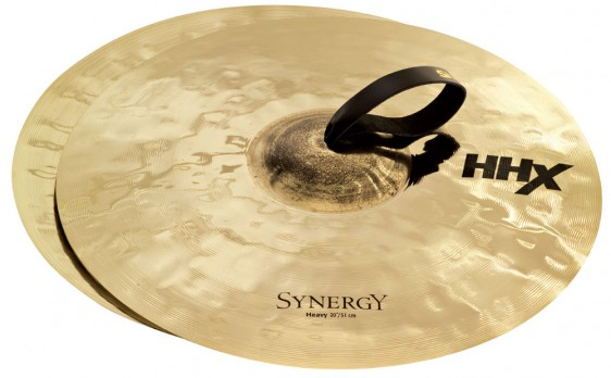 "SABIAN 19"" HHX Synergy Medium Pair Cymbal"
