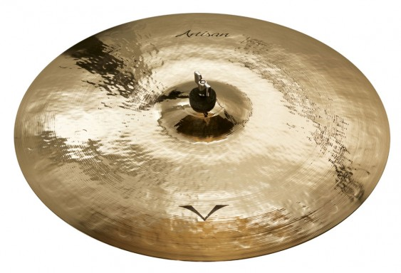 "SABIAN 20"" Vault Artisan Light Ride Brilliant Cymbal"
