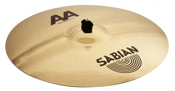 """SABIAN 21"""" AA Rock Ride Brilliant Cymbal"""