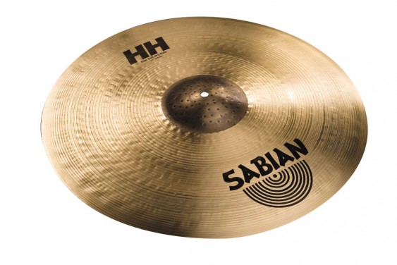 """Sabian 21"""" HH Raw Bell Dry Ride"""