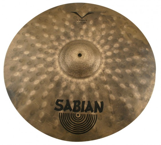 "SABIAN 21"" Vault JoJo Mayer Fierce Ride Cymbal"