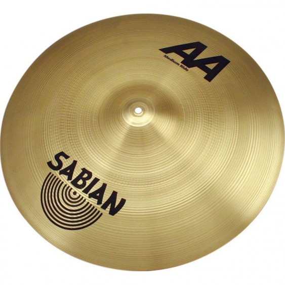 "SABIAN 22"" AA Medium Ride Cymbal"