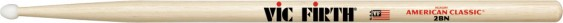 Vic Firth American Classic® 2BN Nylon Tip Hickory Drumsticks