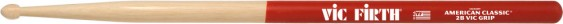 Vic Firth American Classic® 2B Vic Grip Hickory Drumsticks