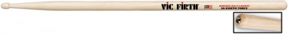 Vic Firth American Classic® Kinetic Force 5A Hickory Drumsticks