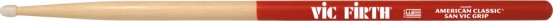 Vic Firth American Classic® 5AN Nylon Tip Vic Grip Hickory Drumsticks