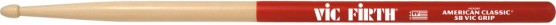 Vic Firth American Classic® 5B Vic Grip Hickory Drumsticks