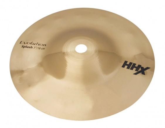 "SABIAN 7"" HHX Evolution Splash Brilliant Cymbal"