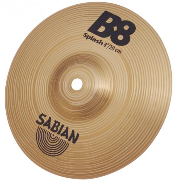 "SABIAN 8"" B8 Splash Cymbal"