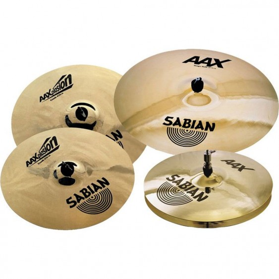 SABIAN AAX Promotional Cymbal Set
