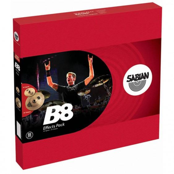 SABIAN B8 Effects Cymbal Pack