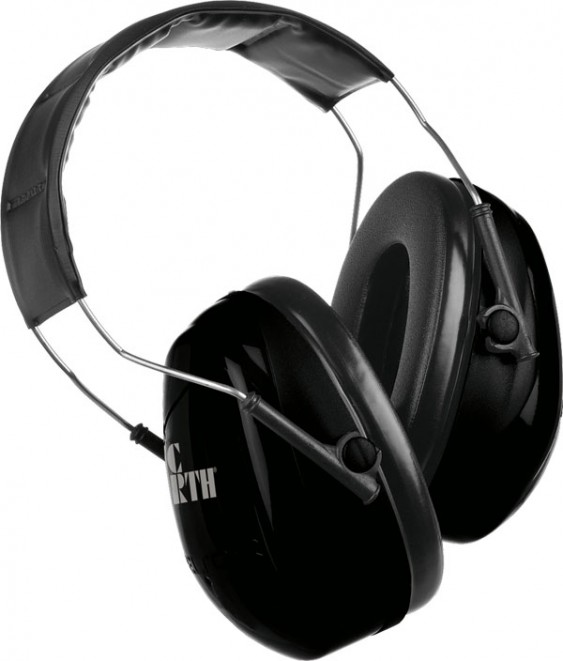 Vic Firth Drummer's Headphones