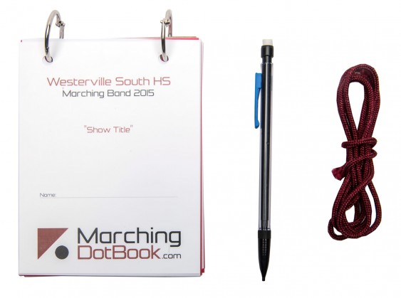 Marching Dot Book - 40 Page