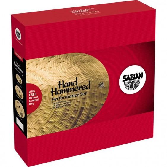 SABIAN HH Performance Cymbal Set w/o Bag