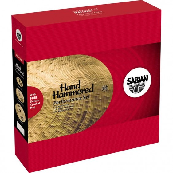 SABIAN HH Performance Cymbal Set Brilliant