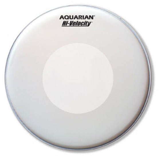 Aquarian 13'' Hi-Velocity White Drumhead