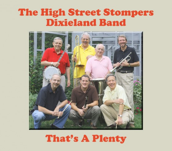 The High Street Stompers - That's A Plenty CD