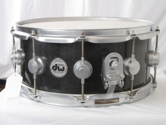 DW Drum Workshop Collector's Series 6'' x 14'' Maple Snare Drum - DRFP0614SSSC