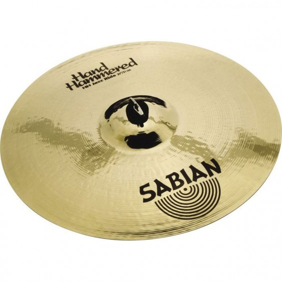"SABIAN 20"" HH Jazz Ride Brilliant Cymbal"