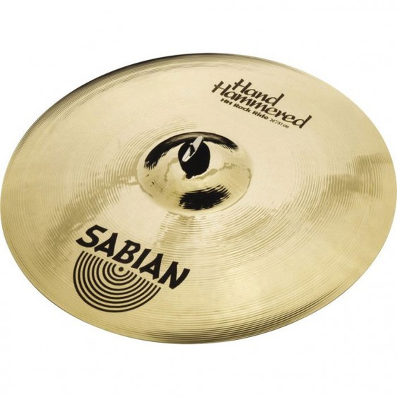 "SABIAN 22"" HH Rock Ride Brilliant Cymbal"