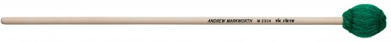 Vic Firth Corpsmaster Andrew Markworth Medium Hard Yarn Marimba Mallets