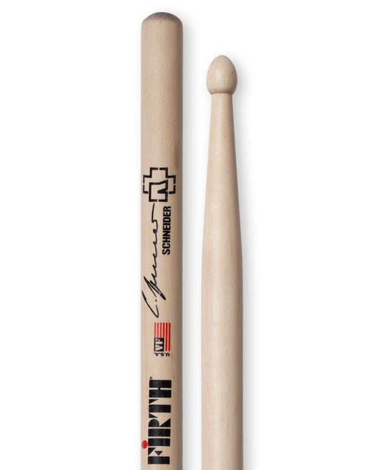 Vic Firth Signature Series Christoph Schneider Drumsticks