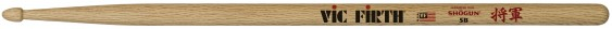 Vic Firth SHOGUN® 5B Japanese White Oak Drumsticks