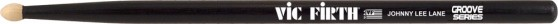 Vic Firth Corpsmaster Johnny Lee Lane Groove Series Signature Snare Drumsticks