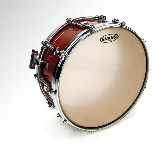 """Evans 13"""" Snare Batter Strata Staccato 1000 Drumhead"""