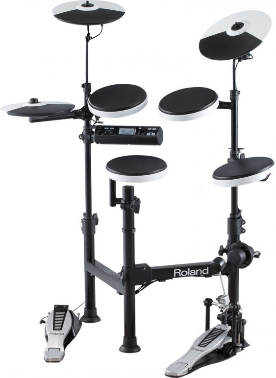 Roland TD-4KP Compact V-Drums Portable Electronic Drum Kit