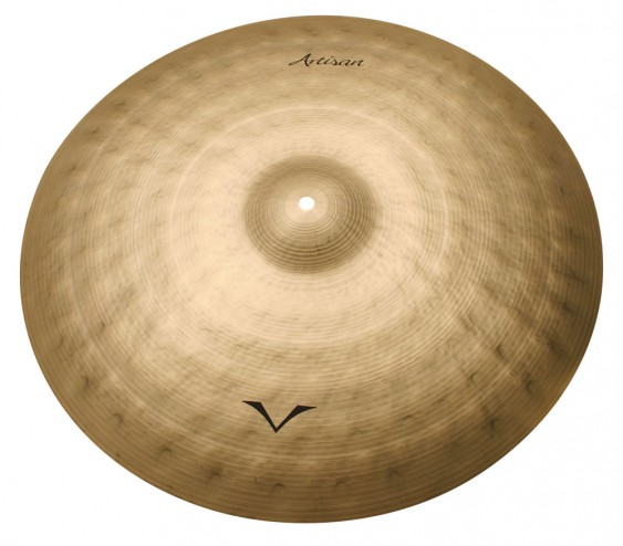 "SABIAN 22"" Vault Artisan Medium Ride Brilliant Cymbal"