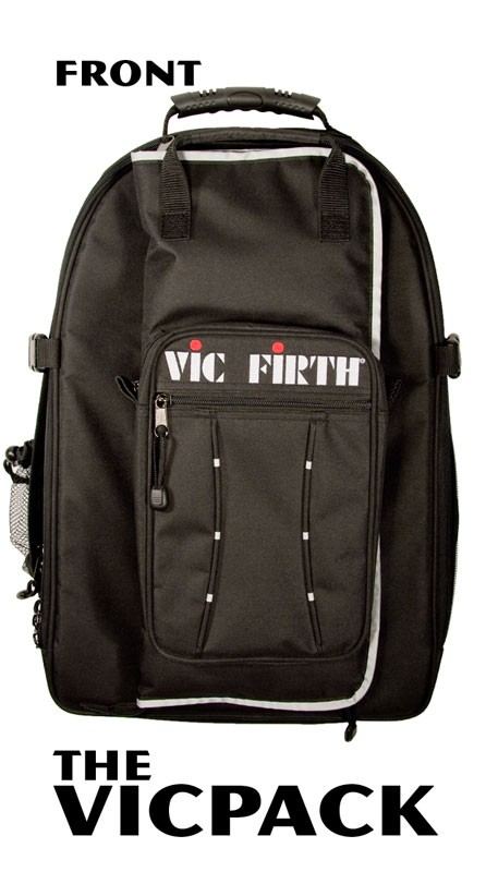 Vic Firth Stick Bag / Backpack (VicPack)
