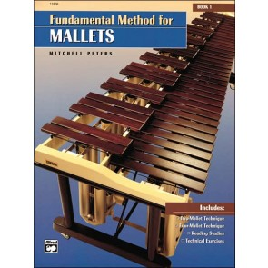 Fundamental Method for Mallets [Book] by Mitchell Peters
