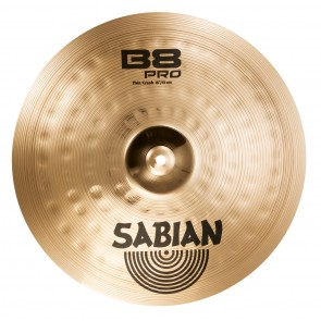 "Sabian B8 Pro 16"" Thin Crash"