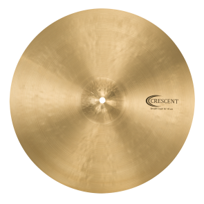 "Crescent By Sabian 16"" Smash Crash Cymbal"