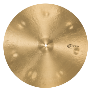 "Crescent By Sabian 20"" Trash Crash Cymbal"