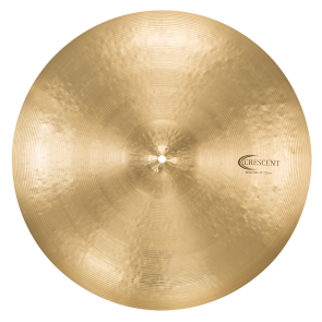 "Crescent By Sabian 20"" Wide Ride Cymbal"