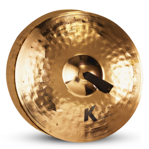 "Zildjian 20"" K Symphonic Light Single Brilliant Cymbal"