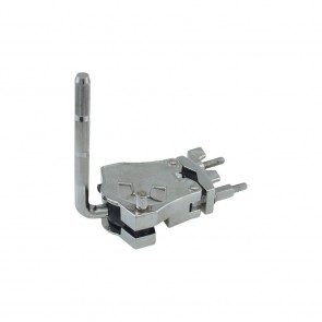 Gibraltar Large Single L-Rod Mount with CLAMP, 12.7mm