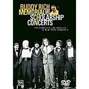 Buddy Rich Memorial Scholarship Concerts DVD (2)