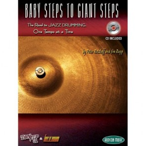Hal Leonard Baby Steps to Giant Steps - Turn It Up & Lay It Down Series - Percussion - Jim Rupp