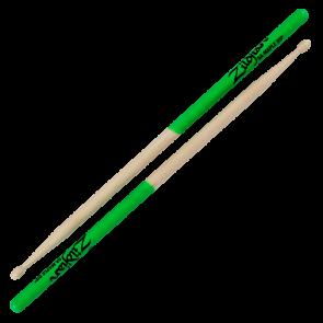 Zildjian 5A Maple Green Dip Drumsticks