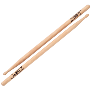 Zildjian 5B Wood - Natural Drumsticks