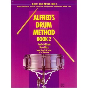 Alfred's Drum Method Book 2 [Book] by Dave Black