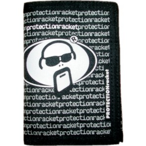 Protection Racket Wallet Black/White