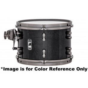 "Mapex Black Widow 14""X12"" Floor Tom Transparent Black"