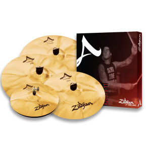 Zildjian A Custom Box Set 5 Pc