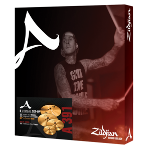 Zildjian A Zildjian Sweet Ride Box Set